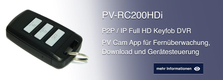 PV-RC200HDi IP / P2P