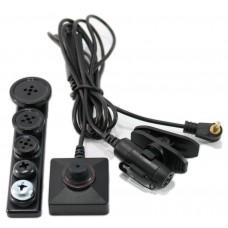 BU-19 Analoge Button Kamera